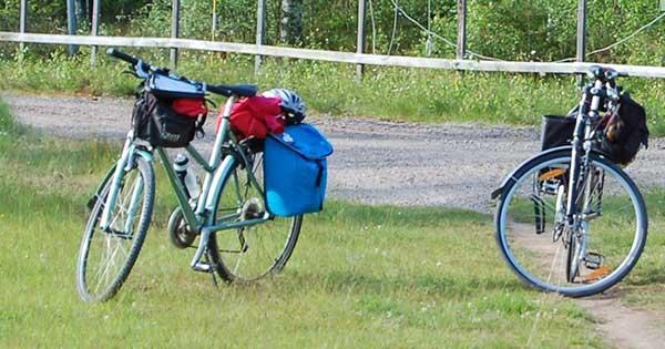 Pyöräily Pellingissä