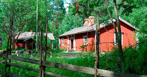 Hörbergsgården Pellinki