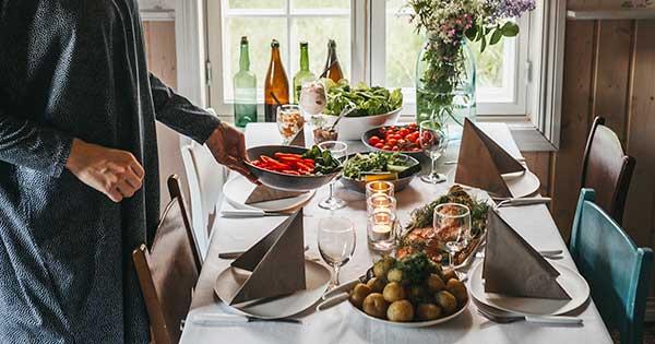 Från Pellinge fiskdelikatesser till sommarbordet