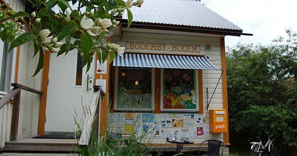 Söderby Boden kyläkauppa