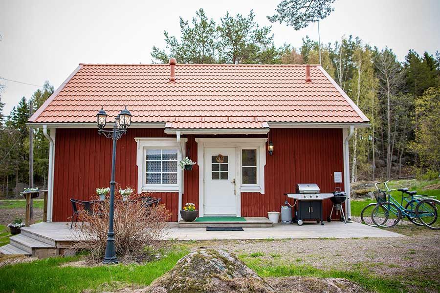 Mummon mökki Söderby, Pellinki