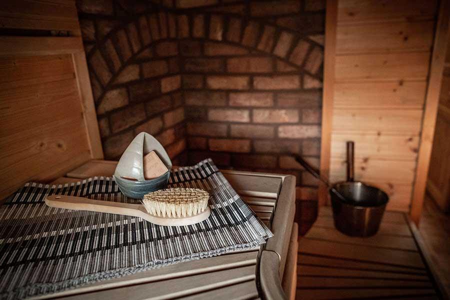 Mormorsstugan Mummon mökki sauna