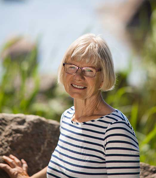 Anne-Maj Johansson historia