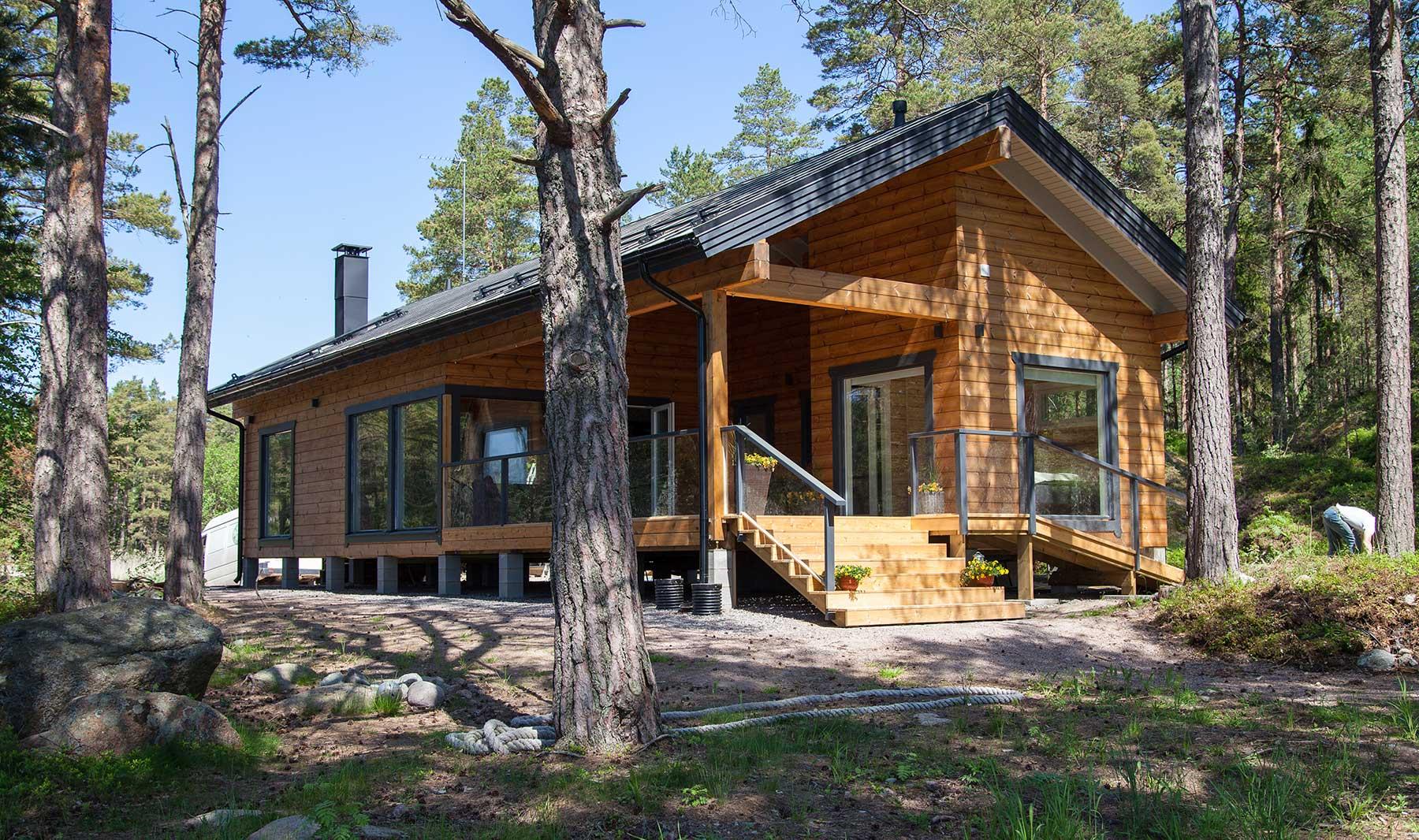 Villa Laxvarpet